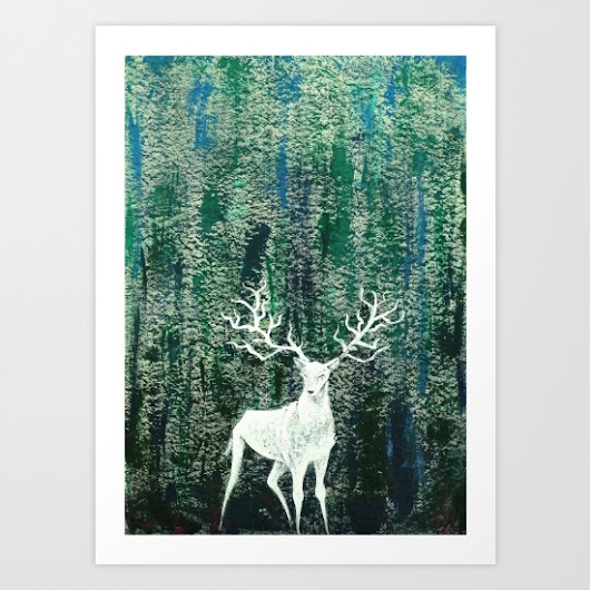 Jungle reindeer
