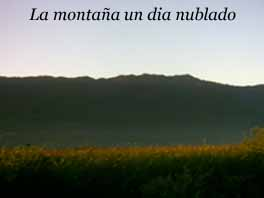 Sorte, Montaña,