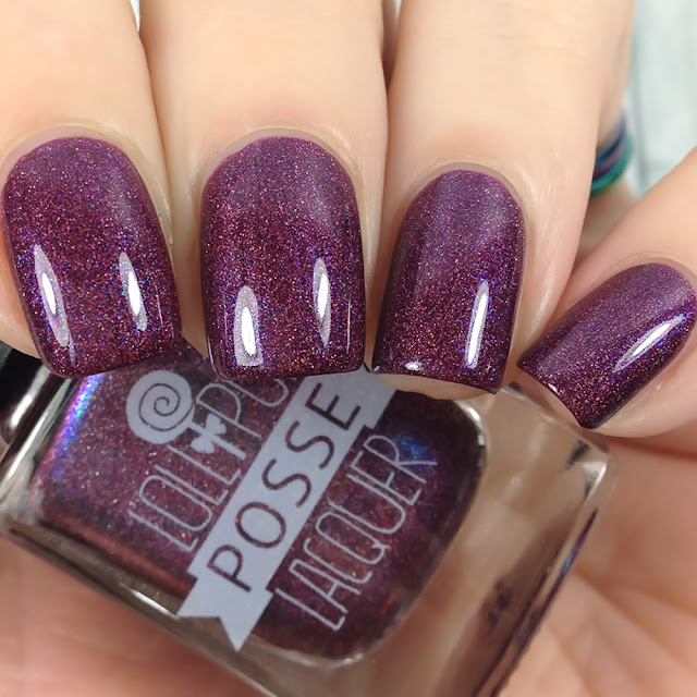 Lollipop Posse Lacquer-If You Don't Love Me Now