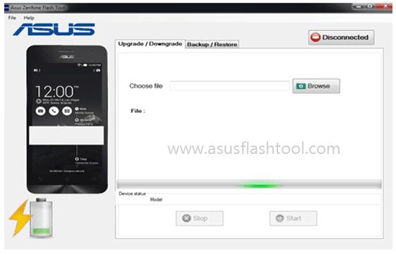 Download ASUS Flash Tool All Version