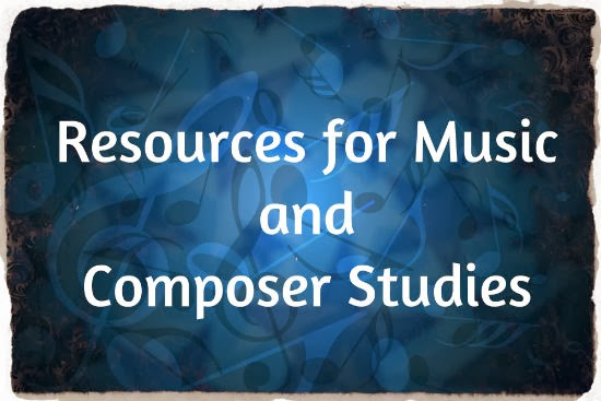 Part of a 10-day series, this post shares a list of resources for homeschool music and composer studies.