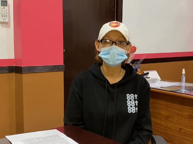Phez Raymundo woman viral lugaw video