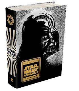 Dica de compra StarWars DVD e livro
