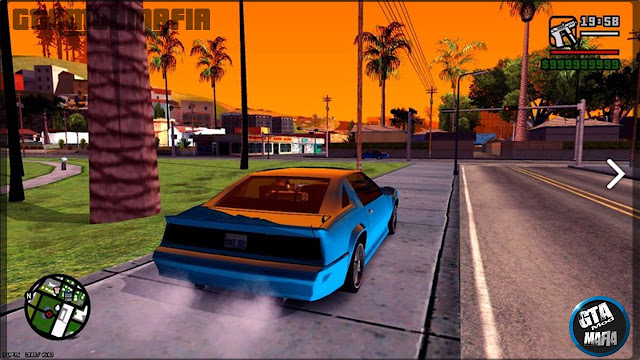 ENB Series Low End Pc Graphics Mod For GTA San Andreas