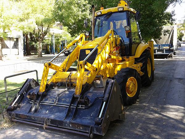 Λαμία: Διακοπή κυκλοφορίας στην οδό Τυμφρηστού, στην οδό Μαλαμίδα και στην οδό Καραϊσκάκη