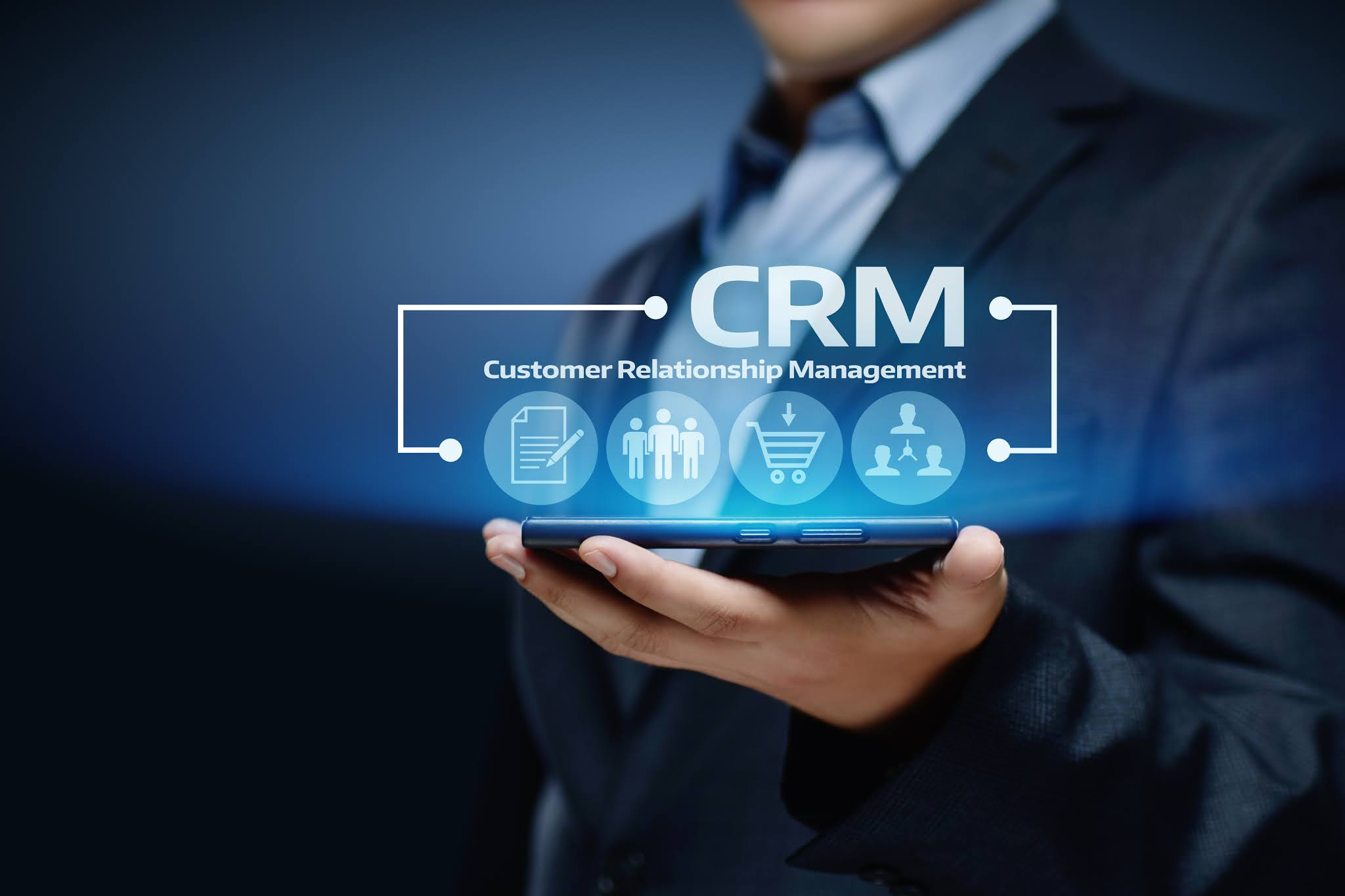 ecruitment CRM Systems