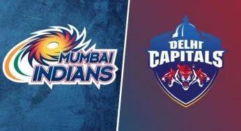 IPL 2021: Match 13/60, DC vs MI