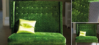 Green With Envy: Waiting Room Decor