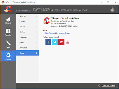 CCleaner computer software 05