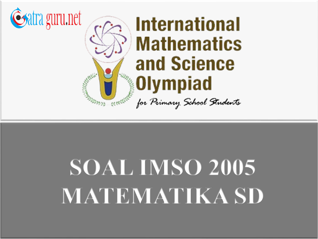 Soal IMSO Matematika 2005
