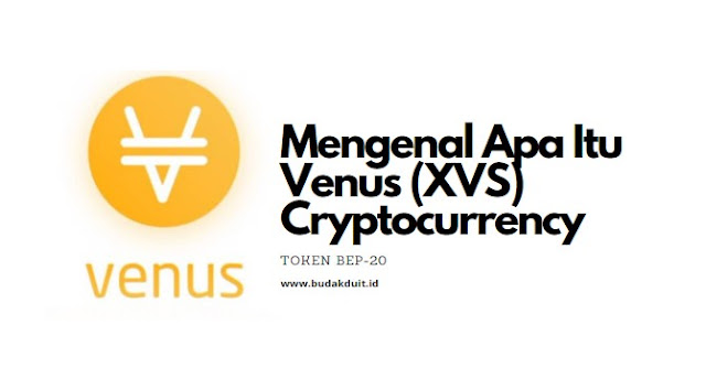 Gambar Logo Venus (XVS) Cryptocurrency
