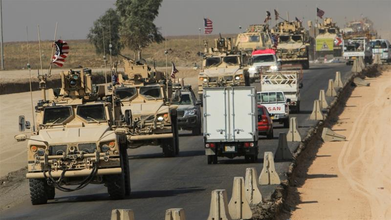 US to deploy more troops to eastern Syria to secure oilfields