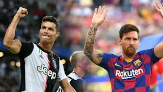 Lionel Messi closes in on Cristiano Ronaldo's La Liga record