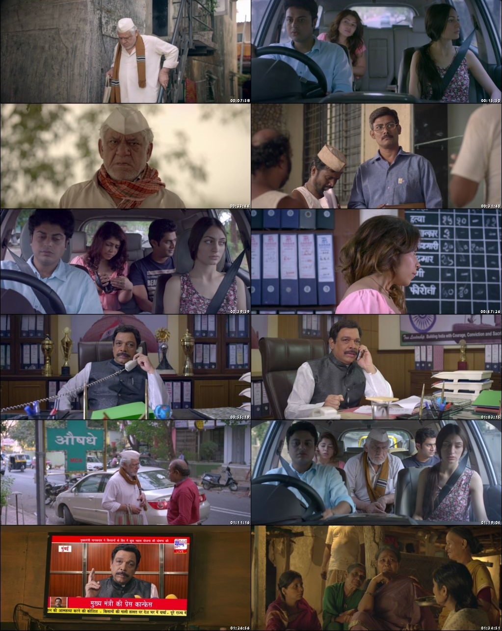 Project Marathwada 2016 Full Hindi Movie Online Watch