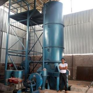 Gambar Mesin Smelter buatan Indonesia