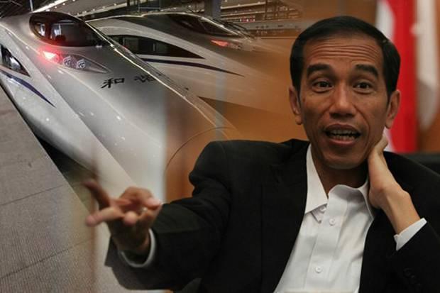 Mengingat Janji Jokowi Bangun Kereta Cepat Tanpa APBN dan Sikap Jonan Berujung Pemecatan