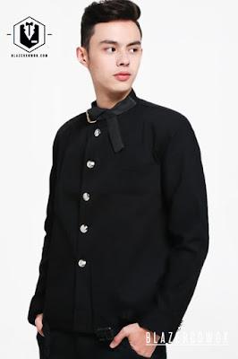 blazer cowok blazercowok.com jaket korean jas pria sk59 a