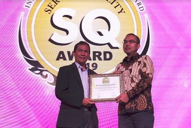 AHASS Raih Service Quality Award 2019 Diamond