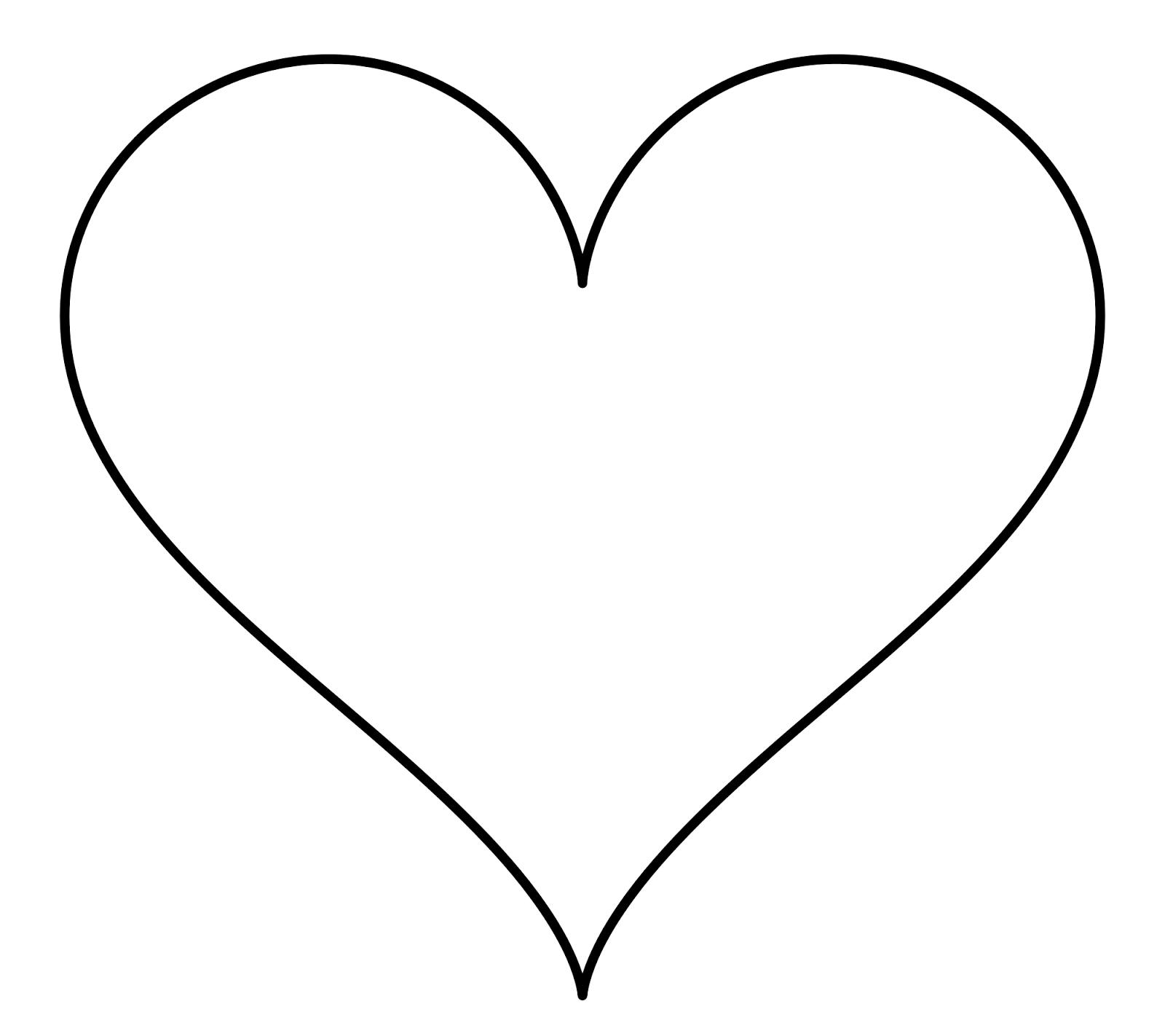 Картинки любимой, картинка шаблон сердце