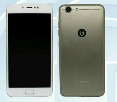 Gionee S10CL with 4GB RAM , Android 7.1.1 gets certified at TENAA