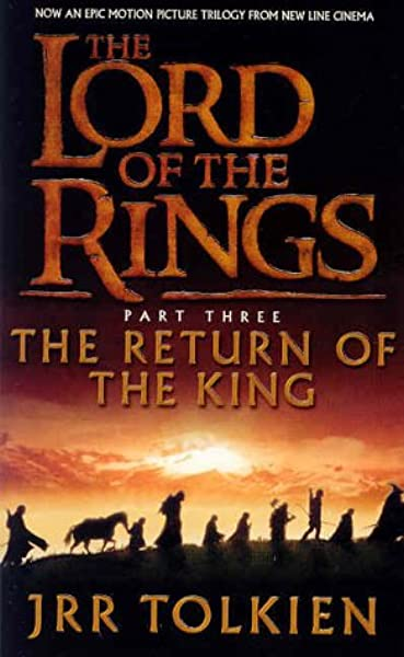 The Return Of The King: Lord Of The Rings 3