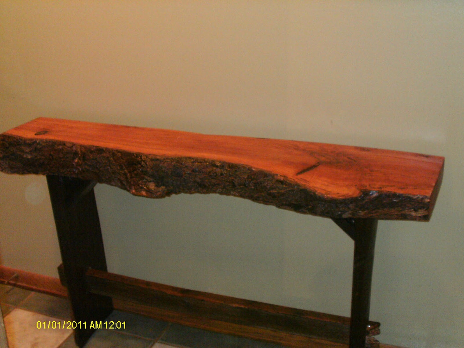 Long Tall Sofa Tables Cindy Crawford Home Reviews Handmade Rustic And Log Furniture 4 39 X 32 Quot 10