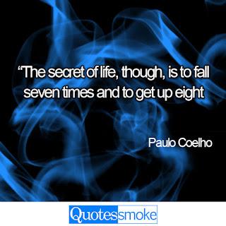 Paulo Coelho Wisdom Quotes