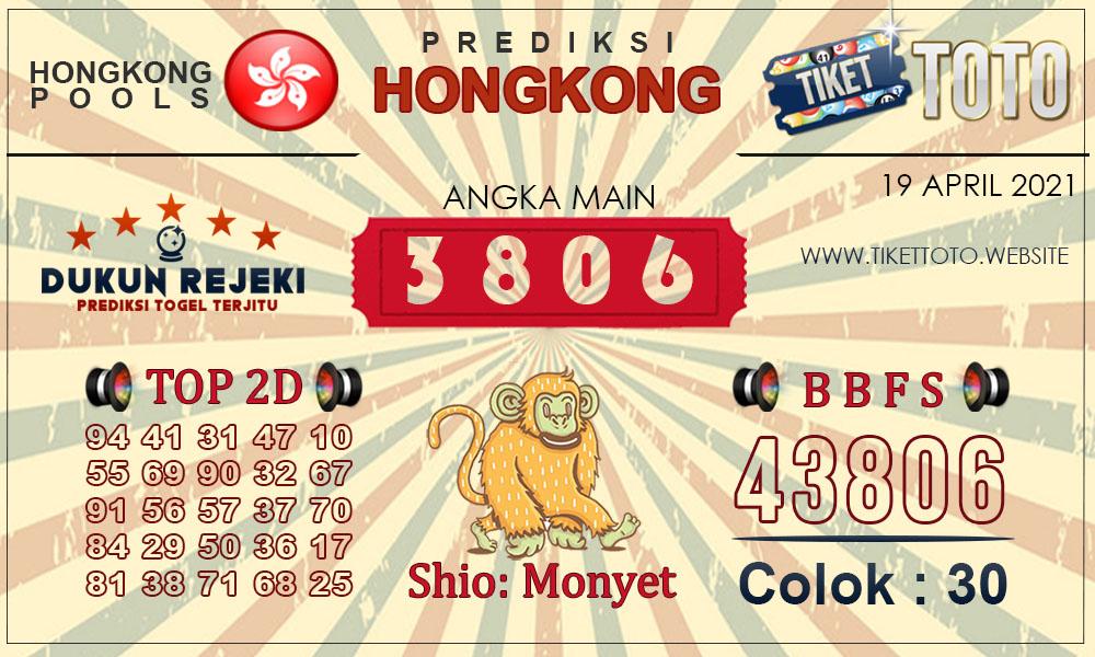 Prediksi Togel HONGKONG TIKETTOTO 19 APRIL 2021