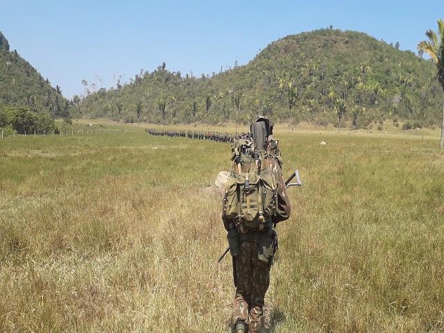 6º BIS realiza 'Dia Verde' com instruções aos militares