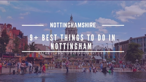 things to do in nottingham
