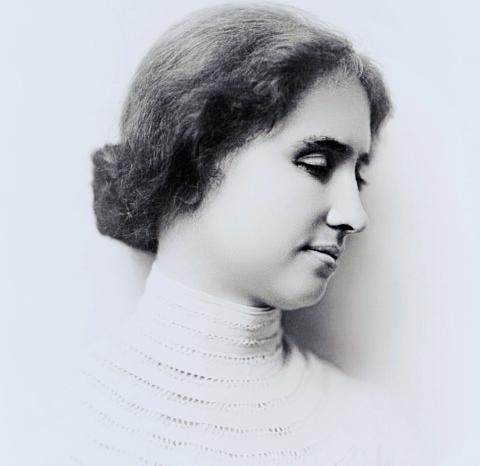 हेलेन केलर का जीवन परिचय | Helen Keller in Hindi