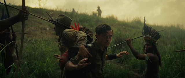 The Lost City of Z (2016) Dual Audio [Hindi-English] 720p BluRay ESubs Download