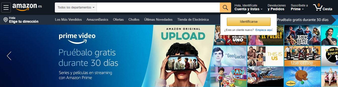 Amazon afiliados dinero