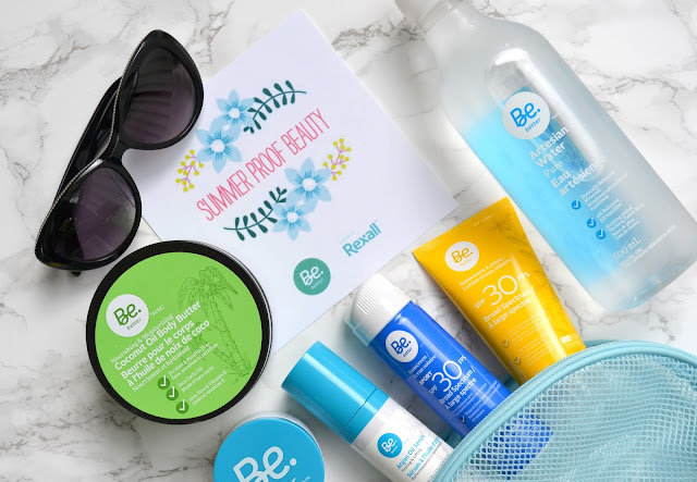 Summer Beauty with Rexall Be Better Review