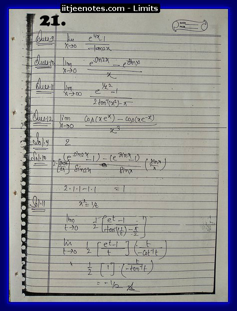 limits notes download kare2