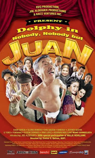 Nobody, Nobody But... Juan is a Philippine comedy film released on December 25, 2009 as an entry to the 2009 Metro Manila Film Festival.