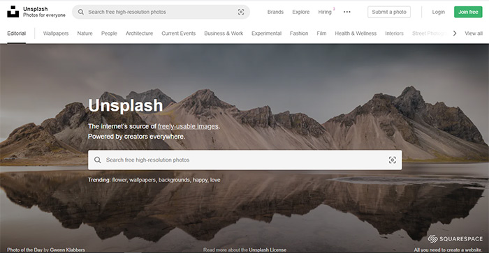 7 Situs Tempat Download Foto dan Gambar Gratis Bebas Hak Cipta di Internet
