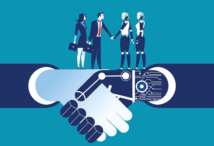 Robot dan Kecerdasan Buatan Geser Peran Manusia