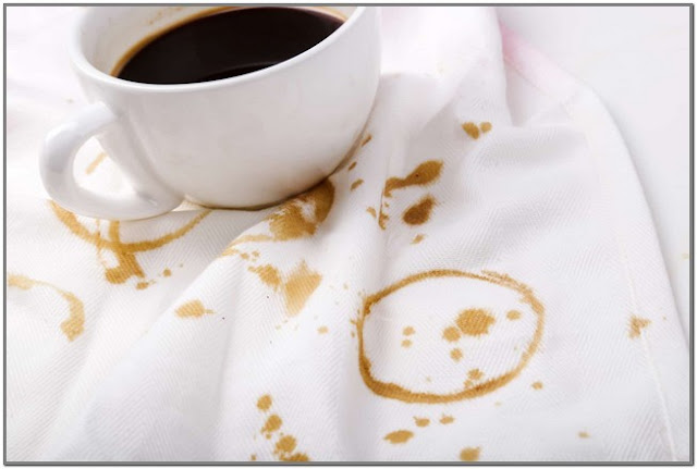 Coffee Stains;Removing Coffee Stains;
