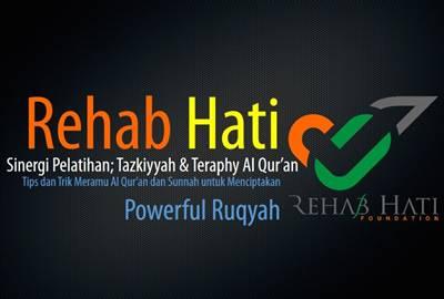 daftar, alamat, rumah rehab hati, Tazkiyyah an Nafs dan Teraphy al Qur'an