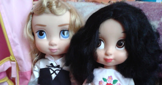 The Fourth Doll Collector Get-Together! - Thank You, Adri!