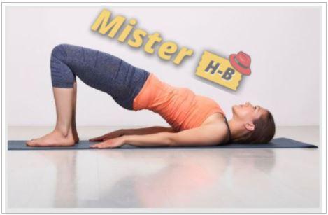 Yoga for Beginners: Bridge Pose