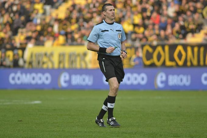 Definido: Árbitro uruguayo para el choque entre DEPORTES TOLIMA y Talleres en Argentina, por la Copa Sudamericana