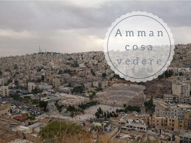 Cosa vedere ad Amman: centro storico