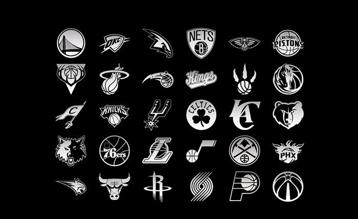 Nba Logo Black And White | www.imgkid.com - The Image Kid ...