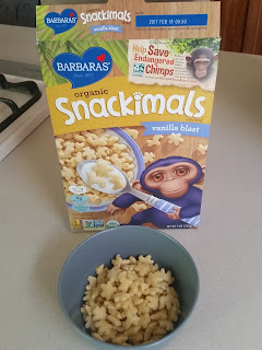 Enter the Barbara's Snackimals Giveaway