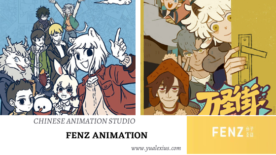 Fenz Animation
