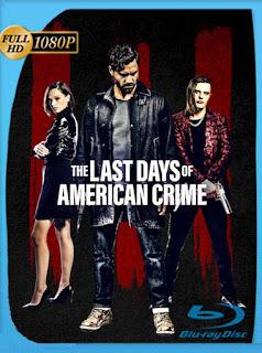 Los Últimos Días del Crimen (2020) HD [1080p] Latino [GoogleDrive] SilvestreHD