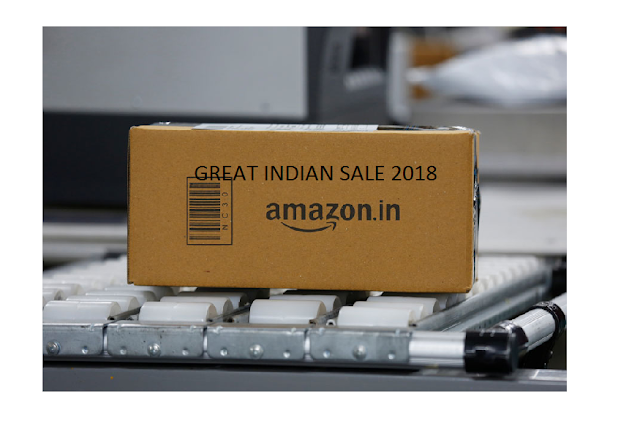Flipkart Big Billion Days Sale and Amazon Great Indian Festival Sale