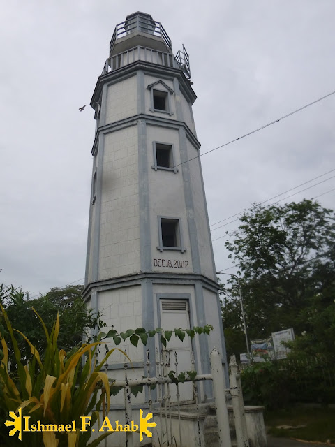 Bagacay Point Lighthouse Replica in Lilo-an, Cebu